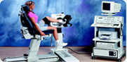 Biodex machinery at Shannonside Physiotherapy Clinic